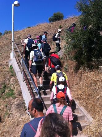 Baxter Stairway